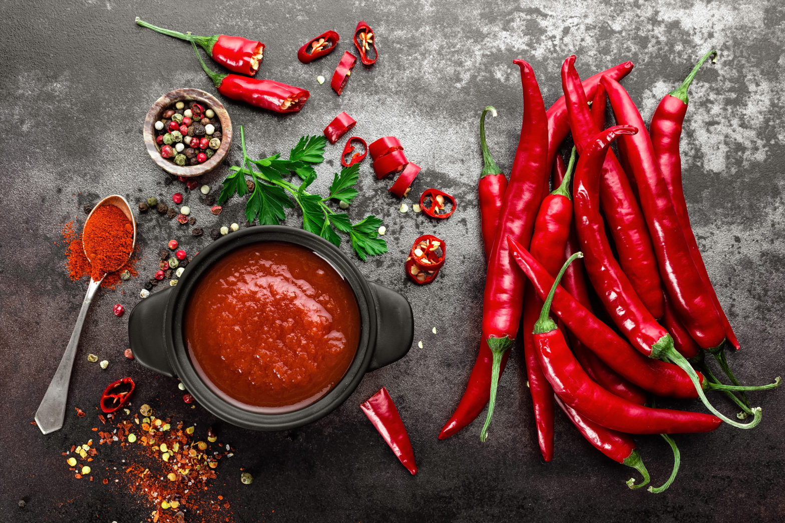 The Science Behind: Spicy Foods